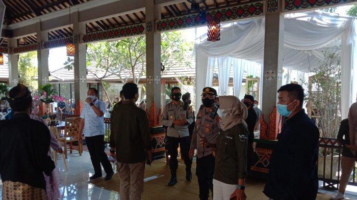 Polres Lombok Barat Bubarkan Resepsi Pernikahan di Restoran, Dinilai Tak Sesuai Prokes