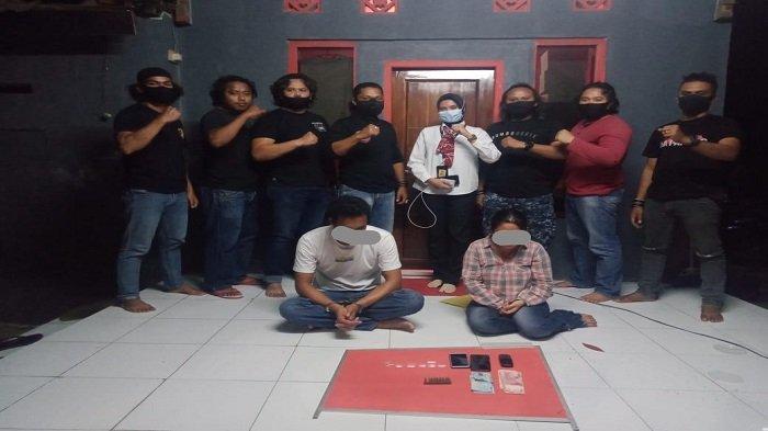 Sembunyikan Sabu-sabu dalam Kaus Kaki Balita, Dua Bandar di Bima Dicokok Polisi