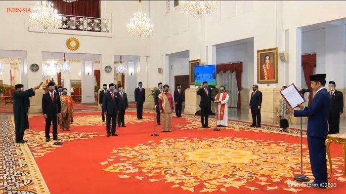 Presiden Jokowi Lantik 12 Duta Besar RI untuk Negara Sahabat, Ini Daftar Nama-namanya