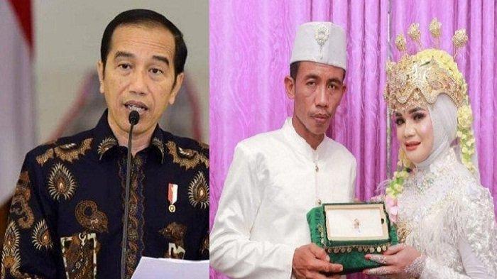 Fotonya Mirip Presiden Jokowi Viral, Pria di Lombok Ini Mengaku Senang Punya Panggilan Baru