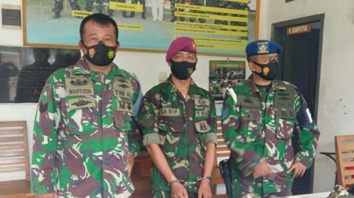 Pria Nekat jadi TNI Gadungan Demi Nikahi Janda Kaya, Dokumen Palsu dan Senjata Rusak Diamankan