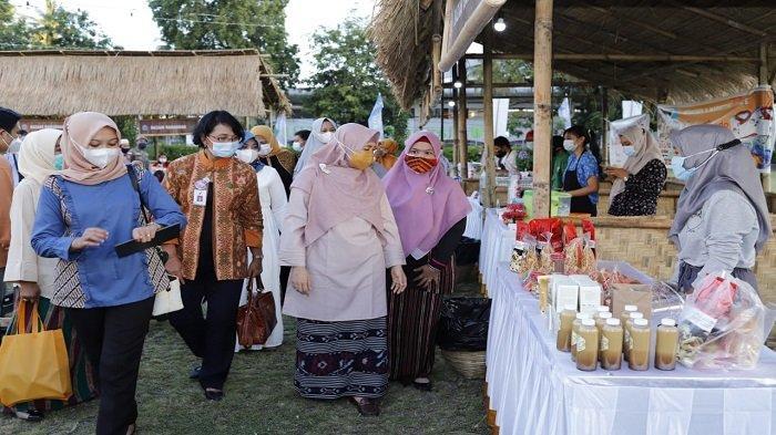 NTB Gelar Pesona Khazanah Ramadhan, Pelaku UMKM Dituntut Lebih Kompetitif