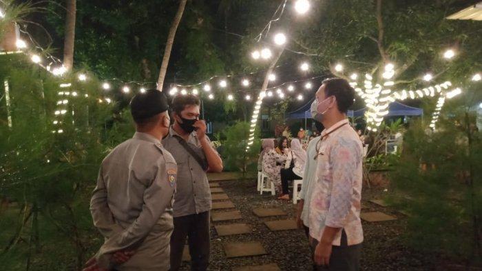 Pengelola Kafe Dapat Peringatan Polsek Praya Lombok Tengah