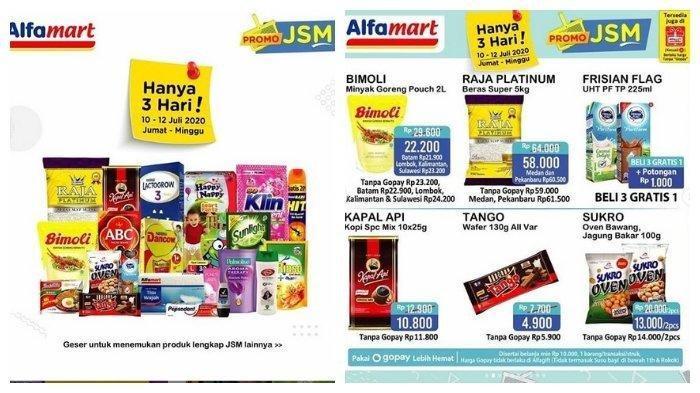 Promo Alfamart 10-12 Juli 2020: Tebus Kopi Kapal Api Rp 10.800 Bayar dengan Gopay