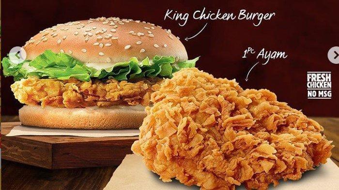 Promo Restoran Cepat Saji: A&W, Chatime hingga Burger King Beri Promo Spesial Akhir Pekan