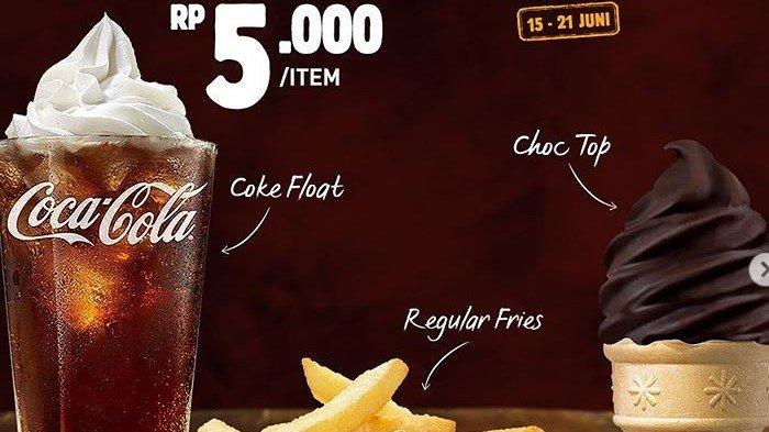 Promo Burger King Of The Week Memberikan Paket Menu Pilihan Mulai Rp 5.000