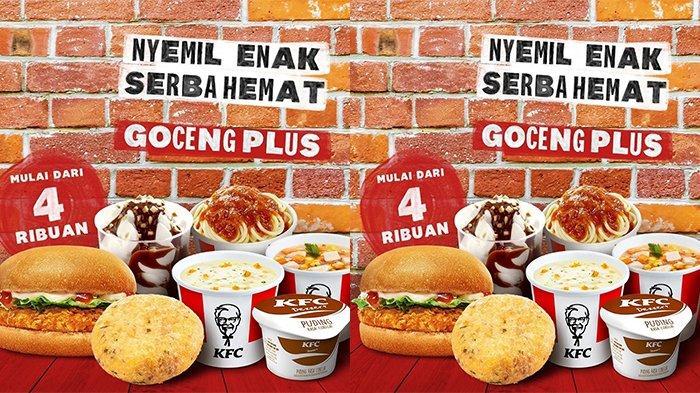 PROMO KFC Goceng Plus Harga Mulai Rp 4.000-an, Berlaku Senin hingga Kamis