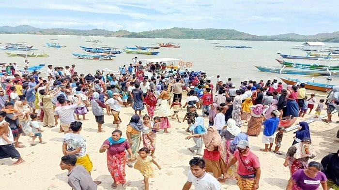 Menghilang 8 Hari, Mayat Nelayan di Lombok Tengah Ditemukan Mengambang di Gili Kodek
