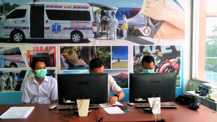 Pemprov NTB Buka Layanan Konsultasi bagi Warga yang Terpapar Covid-19