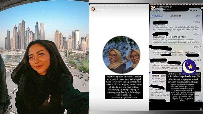 Rachel Vennya Gelar Sayembara Buru Biodata Lengkap Haters akan Diberi Hadiah Rp 15 Juta