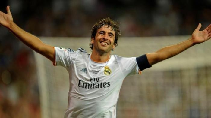 Positif Covid-19, Legenda Real Madrid Raul Gonzalez Lakukan Isolasi Mandiri