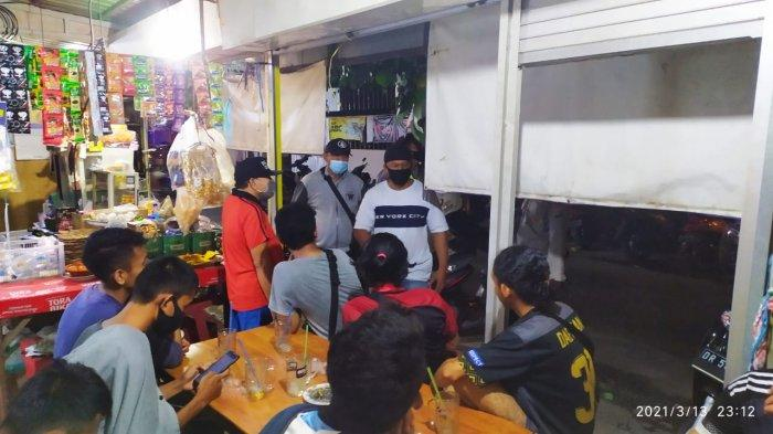 Pengunjung dan Pemilik Kafe di Mataram Banyak yang Lalai Terapkan Prokes