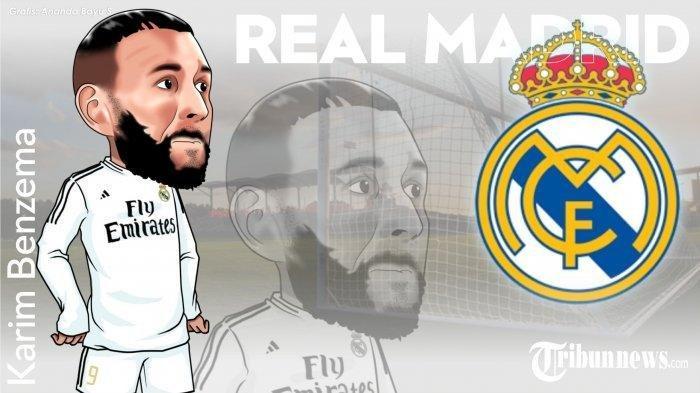 Reaksi Karim Benzema setelah Bawa Real Madrid Melaju ke Babak 16 Besar Liga Champions Musim Ini