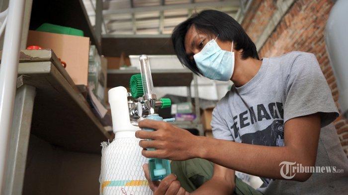 Panik Butuh Tabung Oksigen untuk Mertua, Pria Ini Justru Kena Tipu hingga Uang Jutaan Hilang