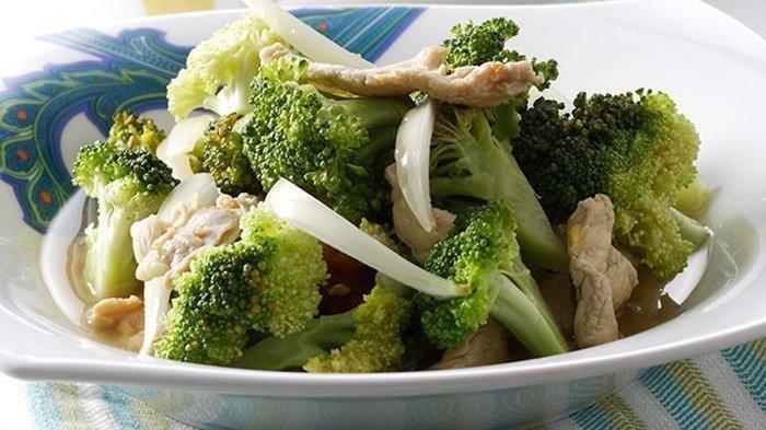 3 Resep Menu Sahur yang Mudah dan Praktis Diolah, Ada Tumis Ayam Brokoli