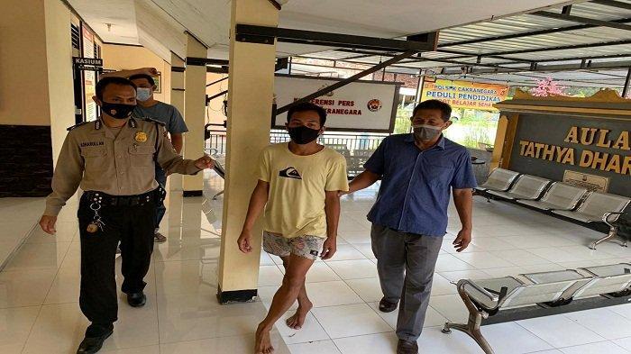 2 Bulan Keluar Penjara, Pemuda Lombok Barat Ini Tertangkap Lagi Curi HP