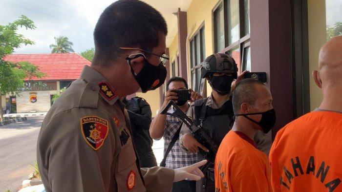Ayah Tiri di Lombok Utara Hamili Anaknya hingga Hamil Lima Bulan