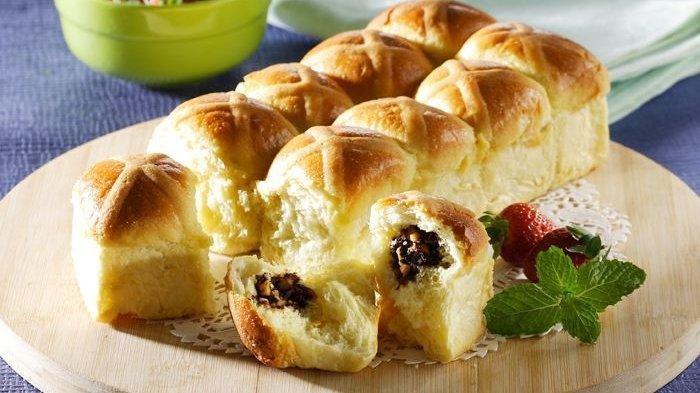 Cara Membuat Roti Sobek Mudah di Rumah, Ini Tips Agar Lembut dan Berserat