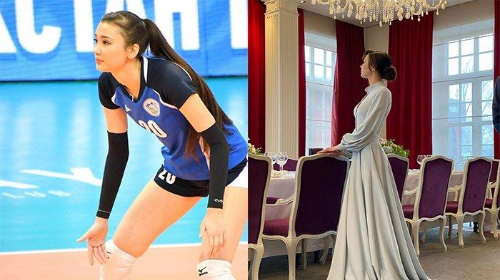 Atlet Voli Tercantik, Sabina Altynbekova Bagikan Kabar Pernikahannya, Sosok Suami jadi Sorotan