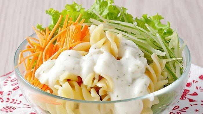 Kumpulan Resep dan Cara Membuat Aneka Salad yang Sehat dan Nikmat, Ada Salad Pasta