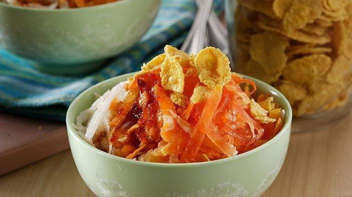 Kumpulan Resep Membuat Aneka Salad yang Sehat dan Nikmat, Ada Salad Pasta hingga Salad Pepaya