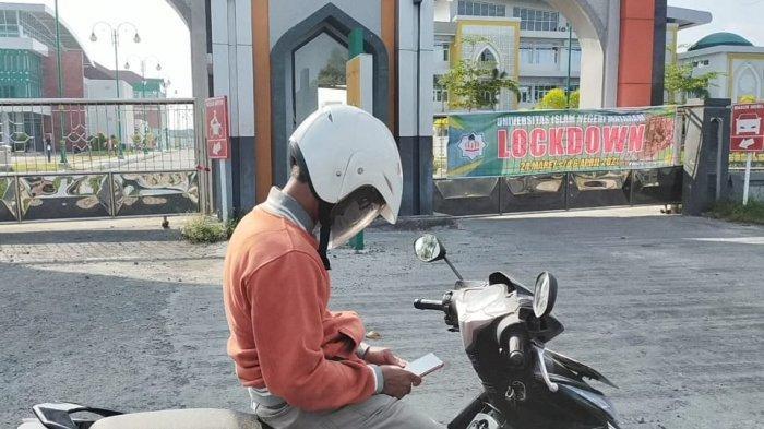 Kampus UIN Mataram Ditutup 2 Minggu, Dosen Kembali Mengajar Daring