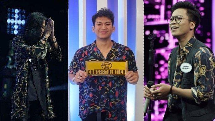 Alasan 3 Peserta Indonesian Idol Prada, Rizky, dan Lorenzo Pilih Mengundurkan Diri