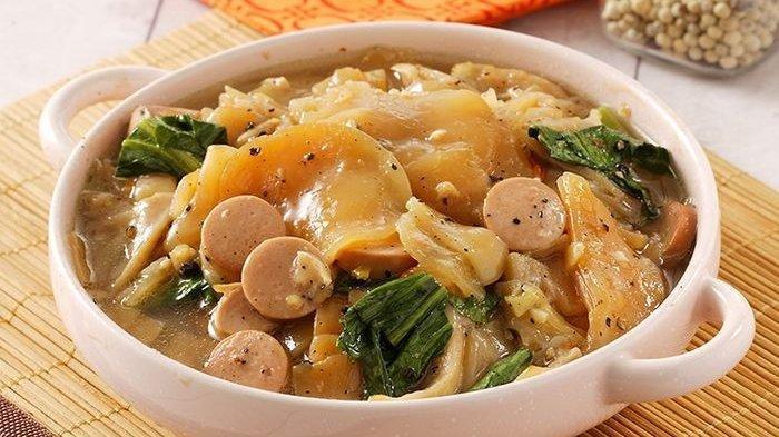 Resep Kreasi Makanan Seblak, Seblak Goreng hingga Seblak Jamur Lada Hitam