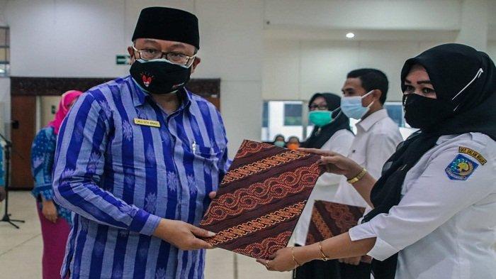 220 Orang PPPK Akhirnya Terima SK, Tenaga Baru Diminta Bekerja Keras Perbaiki IPM NTB