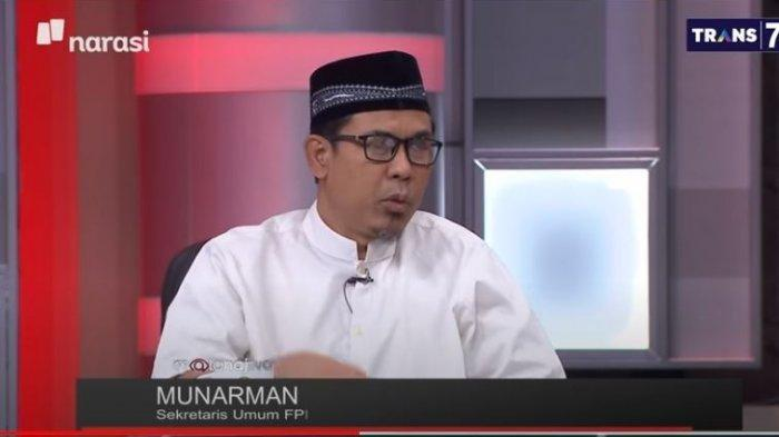 Pengacara Rizieq Shihab Munarman Ditangkap Densus 88 Terkait Terorisme, Ini Rekam Jejaknya