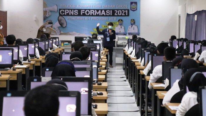 Dua Peserta CPNS Positif Covid-19, BKD NTB Beri Kesempatan Tes Susulan
