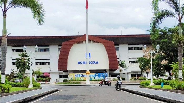 5 Pejabat dan Staf Pemprov NTB Positif Covid-19, Kantor Gubernur Tetap Dibuka
