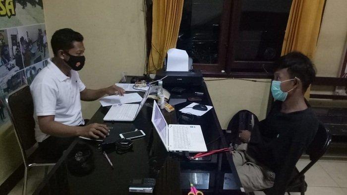 Asyik Bungkus Sabu di Rumah, Dua Pemuda Kediri Lombok Barat Diringkus Polisi