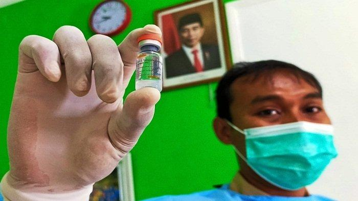 Vaksinasi Massal Hari Ini, Polresta Mataram Siapkan Lokasi di Mall dan Tiga Puskesmas Ini