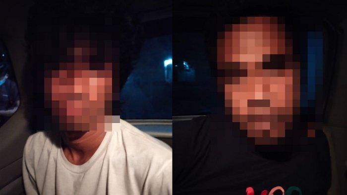 Setahun Buron, Dua Pembobol Toko di Sumbawa Ditangkap saat Bersenang-Senang di Kafe
