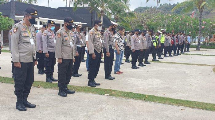 200 Polisi Dilatih untuk Pengamanan World Superbike 2021 di Mandalika