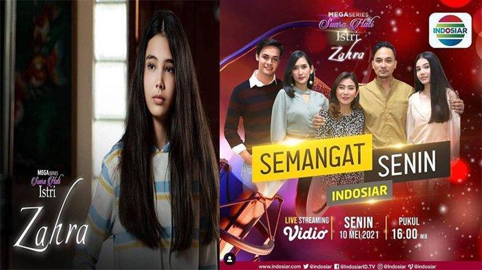 Sinetron Zahra Tuai Protes karena Lea Ciarachel Ternyata Masih SMP, Indosiar dan KPI Diserbu Netizen