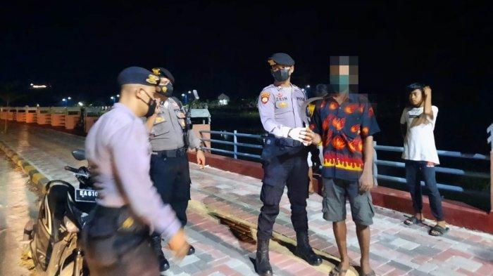 Siswa Sumbawa Ditangkap karena Bawa Celurit saat Nongkrong di Taman Lembi