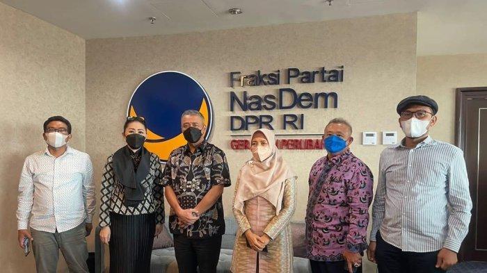 Selangkah Lagi Wagub NTB Sitti Rohmi Pimpin Partai Nasdem NTB