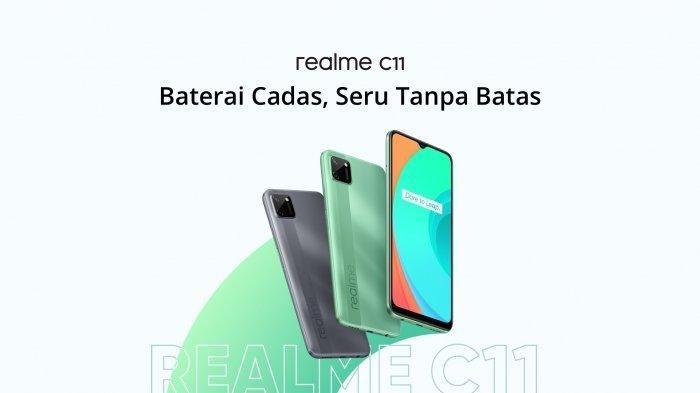 Spesifikasi Lengkap Realme C11 RAM 2GB/32GB, Segini Harga Terbaru di Indonesia