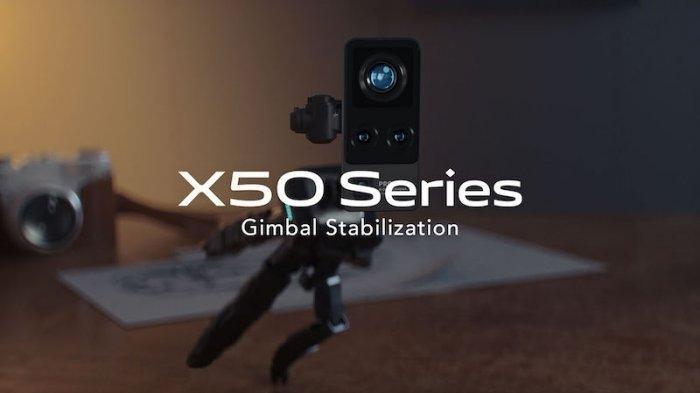 Simak Spesifikasi Vivo X50, Usung Teknologi Gimbal Stabilization, Segera Rilis di Indonesia