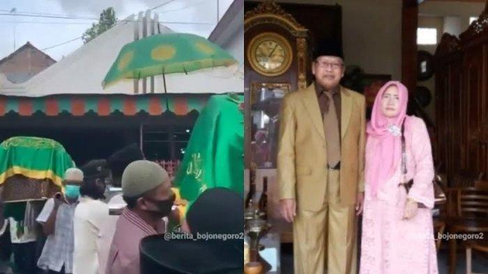 Susul Istri Wafat, Haji Fathkan Singgung Teman Seperjuangan dan Enggan Tinggalkan Jenazah sang Istri