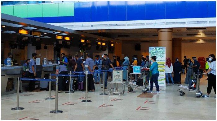 Libur Natal 2020, Penumpang Bandara Lombok Meningkat 10,4 Persen