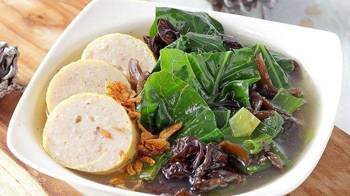 Resep Sup Rolade, Cocok untuk Menu Santap Sahur Ramadhan