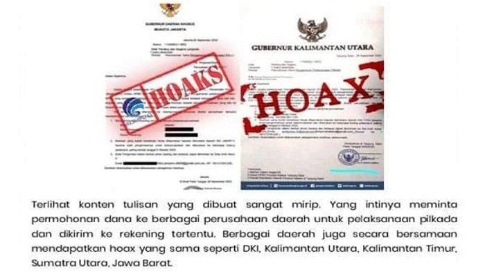Nama Gubernur NTB Dicatut untuk Minta Dana Pilkada, Pemprov NTB Pastikan Itu Hoaks
