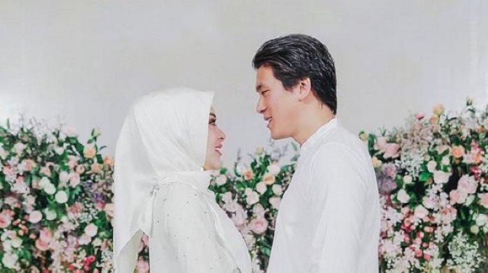 Potret Syahrini dan Reino Barack Dinner Romantis di Sawah Terrace: Mendukung Suamiku