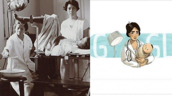 Sosok Dokter Marie Thomas yang Ada di Google Doodle Hari Ini, Dokter Perempuan Pertama di Indonesia