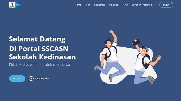 Jadwal Lengkap Pendaftaran Sekolah Kedinasan 2021, Cek sscasn.bkn.go.id