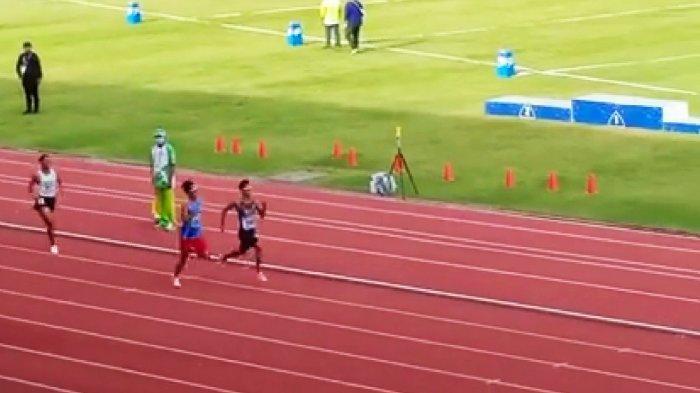 Cabor Atletik Sumbang Emas dan Perak, NTB Koleksi 9 Medali Emas di PON XX Papua