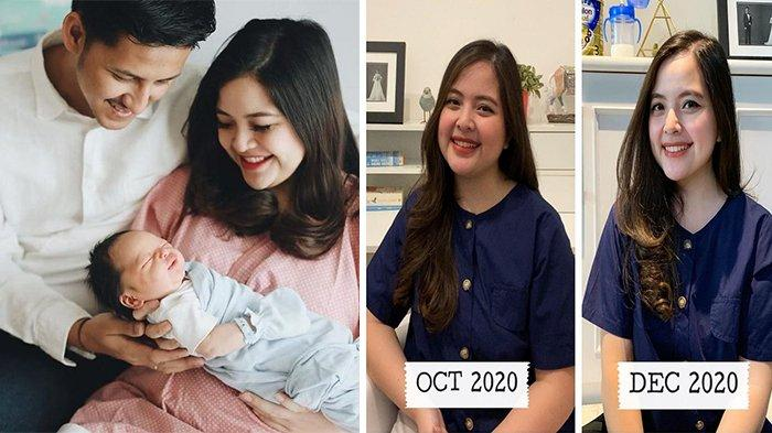Intip Penampilan Tasya Kamila yang Telah Berubah, Berat Badan Turun Drastis selama 2 Bulan